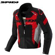 Куртка текстильная Spidi Warrior Net, Красная