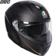 Шлем AGV Sportmodular Carbon Tricolore