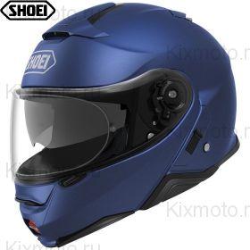 Шлем Shoei Nеоtec II, Матовый синий металик
