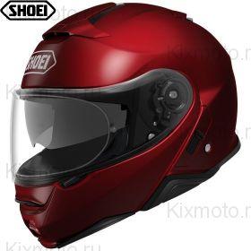 Шлем Shoei Nеоtec II, Винный красный